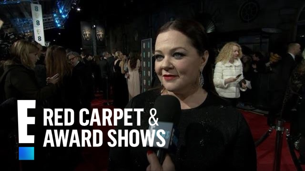Melissa McCarthy Says She'd Be Starstruck By Royal Family | E! Red Carpet & Award Shows