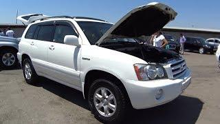 Тойота Хайлендр 2002гв 4 150 000 тенге