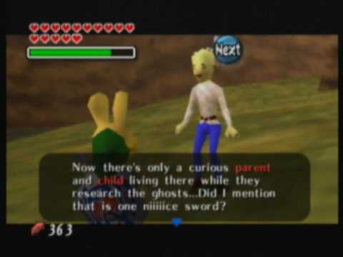 Majora's Mask 74 - Title Deed Trading (Completed)