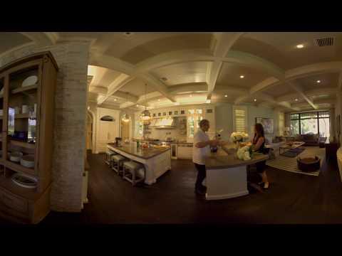 The RBC AVION® Virtual Reality Experience I Dream Kitchen I 360 Video