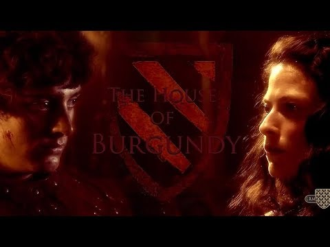 The House of Burgundy [fancast, based on Druon