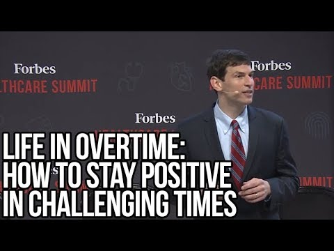 Life in Overtime: How to Stay Positive in Challenging Times | David Fajgenbaum