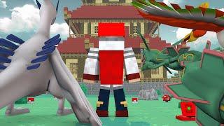 Minecraft: TORRE DA BATALHA - ROUBARAM MEU GINÁSIO ! - ‹ PORTUGAPC ›