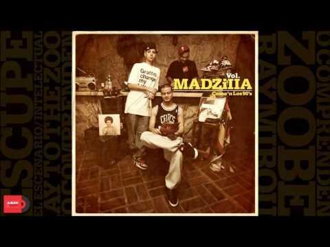 Madzilla - Como en los 90s (Álbum Completo) + Link de Descarga