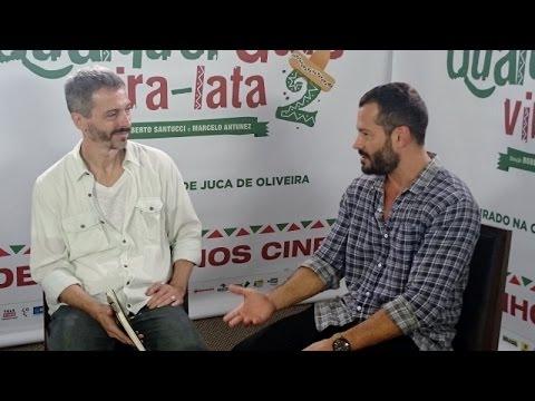 Quauer Gato Vira-Lata 2: Entrevista com Malvino Salvador