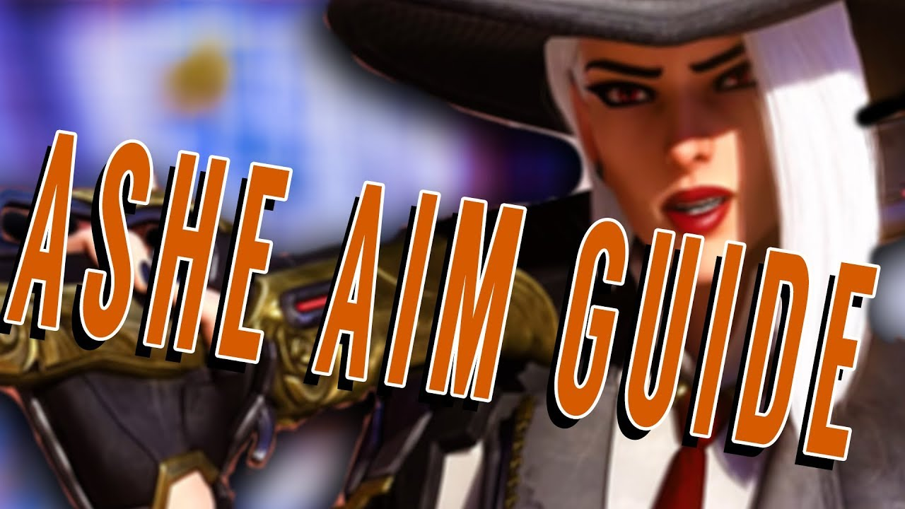 Advanced Ashe Aim And Practice Guide