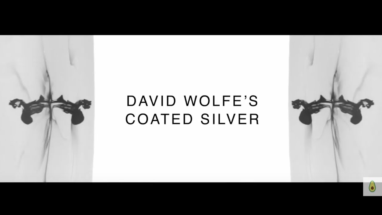 David Wolfe's Coated Silver