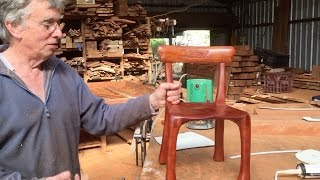 How to make a little Kids Chair - Part 1