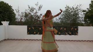 Delightful Dance On Hariyala Banna O Nadaan Banna O | Marwadi Dance