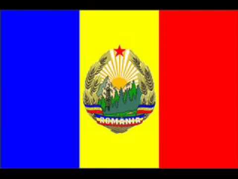 Imnul Romaniei Socialiste-Trei culori
