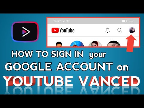 HUAWEI / How to SIGN IN GOOGLE ACCOUNT in YOUTUBE VANCED / YOUTUBE VANCED LOG IN ISSUE FIXED
