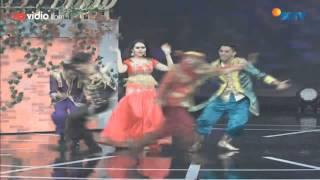 Buton Stop Crew Buton dan Kartika Putri 7 Besar The Dance Icon 2