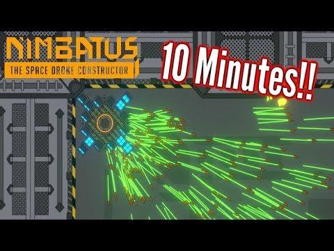 Nimbatus   Arena 10 Minute Survival!!!