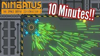 Nimbatus | Arena 10 Minute Survival!!!