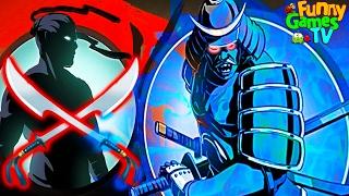 ПО ДОРОГЕ К СЕГУНу 3 мультик для детей игра Shadow Fight 2 бой с тенью