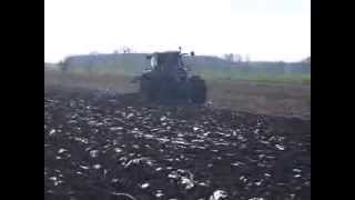 Szántás 2013 [New Holland TG 255]