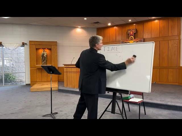 Praying with Sacred Scripture- Week 2
