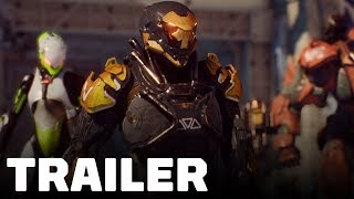 Anthem: Our World, My Story Trailer - PAX West 2018