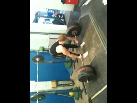 Eddie Deadlift 210kg