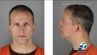 Former Minneapolis officer Derek Chauvin released on bond in George Floyd case | ABC7