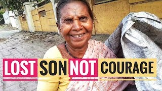 She Lost Her Son But Not Courage - Varun Pruthi Inspired #CareNation India
