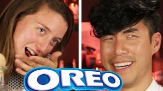 Drunk People Try Swedish Fish Oreos