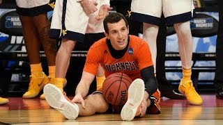 Bucknell Receives Special Postgame Visit