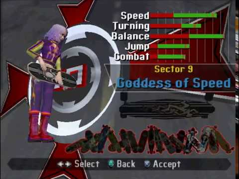 Tony Hawk S Downhill Jam Ps2 Final Stage Youtube
