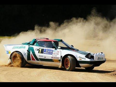 Lancia Stratos - легенда мирового ралли