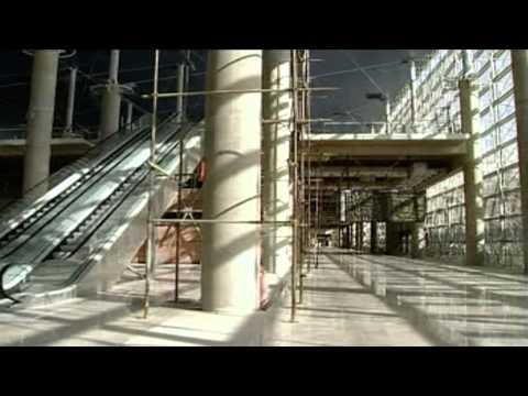 Iran International Airport Imam Khomeini - Documentary