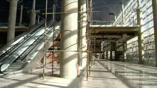 Iran International Airport Imam Khomeini - Documentary