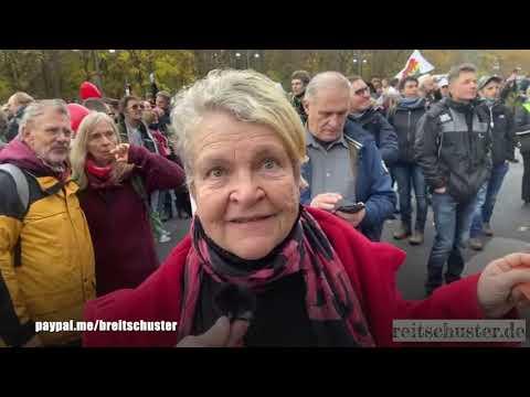 Nazis auf der Corona-Demo - eine Spurensuche