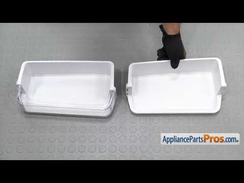 How To: Samsung Refrigerator Door Shelf DA97-07541A