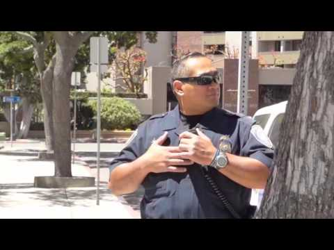 Downtown San Diego Fed. Court & Jail Area,  SILENT TREATMENT WITH DHS, 1st Amend Audit