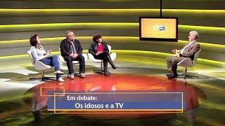 Baixar Debate discute a TV e a terceira idade - Programa VerTV (2014)