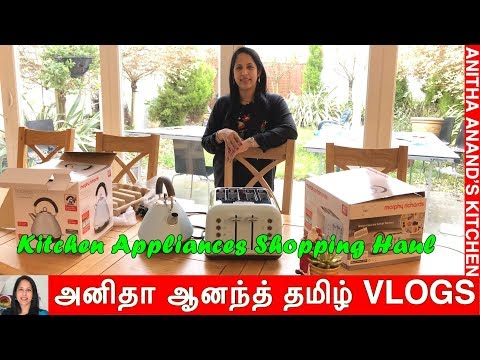 kitchen-appliances-shopping-haul-(toaster,kettle,rice-cooker-&-blender)