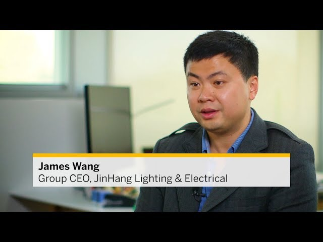 SAP Business ByDesign Success Story by Acclimation - JinHang Lighting