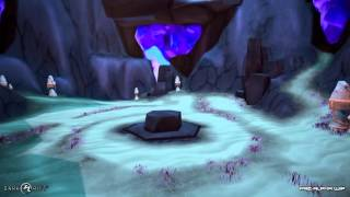 First Look at Dark Rift's PC Game   Outdoor Fly Through Levels 1920x1080 MOV