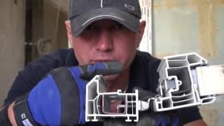 Монтаж ПВХ окон на пластины  Неправильная установка и секреты монтажа остекления балконов и лоджий