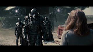 Man of Steel (2013) - Superman vs General Zod |Smallville| scene (1080p) FULL HD