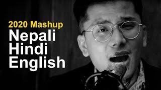 Bimash babu shrestha | hindi english nepali mashup 2020 cover song