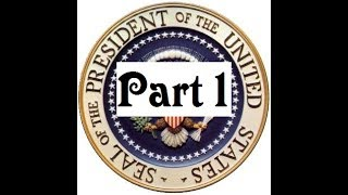 What Happened to the U.S. Presidents & First Ladies? Part 1 of 2