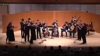 Concerto alla Rustica in G Major, RV 151 --  Antonio Vivaldi (1678-1741)
