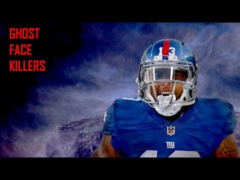 Odell Beckham Jr. || Ghostface Killers"
