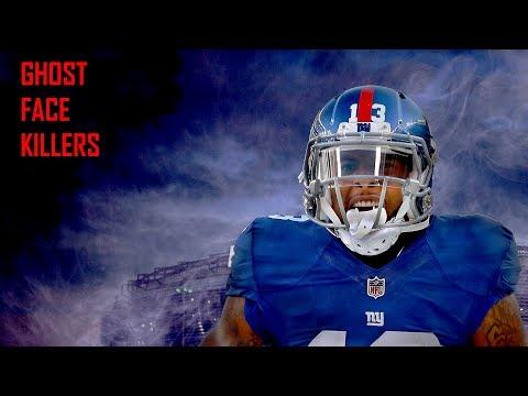 "Odell Beckham Jr. || Ghostface Killers"" || Giants Career Highlights ᴴᴰ"