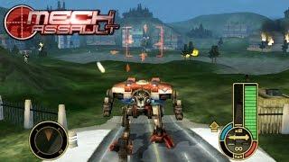 MechAssault - Gameplay Xbox (Release Date 2002)