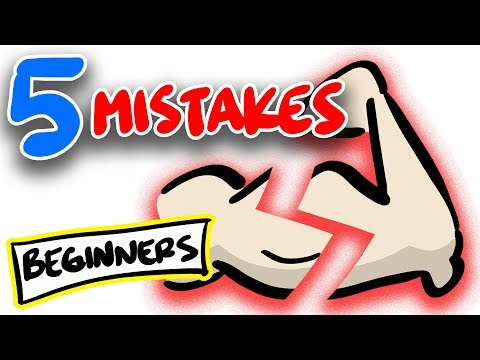 5 Fitness MISTAKES You Should Avoid