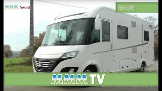 MMM TV motorhome review – Pilote Premium Class LV6 8LF