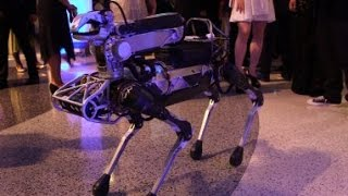 We caught up with the founder and CEO of robot-maker Boston Dynamics