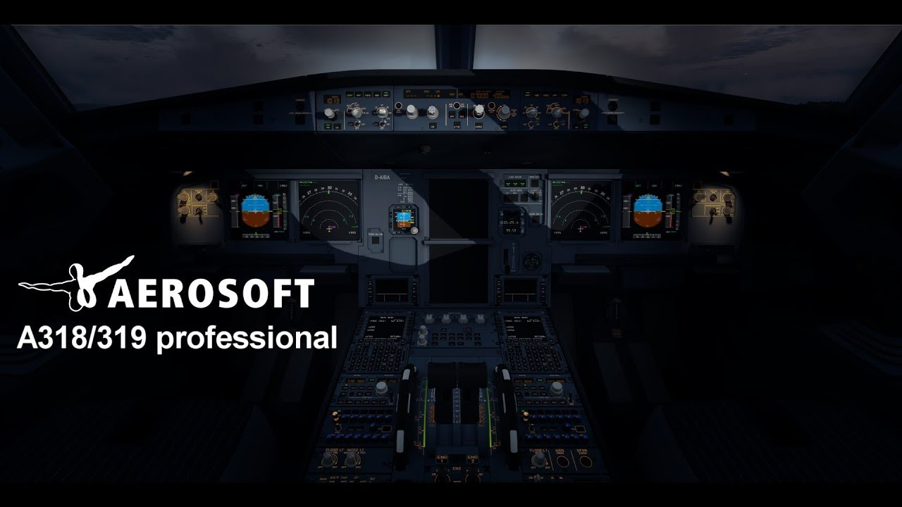 simMarket: AEROSOFT - A320 FAMILY PROFESSIONAL BUNDLE P3D4